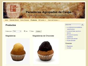 Panaderias Agrupadas